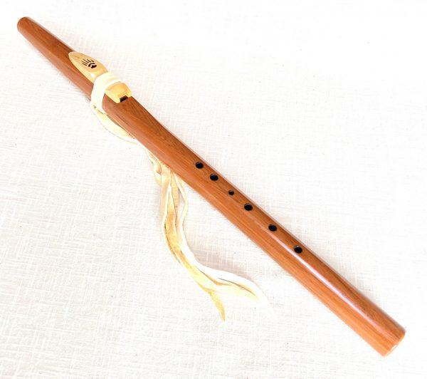 Streamline flute, Western Red Cedar